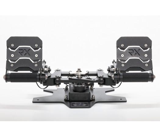 RX Viper V2 Rudder Pedals (Dark Metallic)